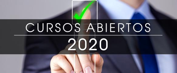 Cursos abiertos Mayo 2020